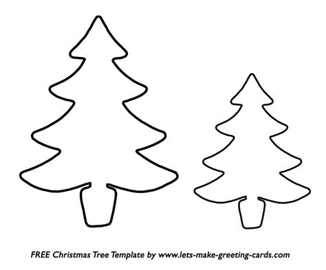 giant printable christmas tree 37 christmas tree templates in all shapes and sizes