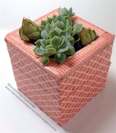 mini succulent planter smoothfoam
