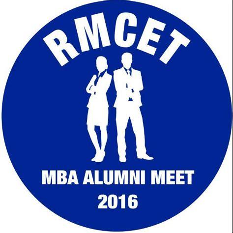 Mba Alumni by Mba Rmcet 1st Alumni Meet 2016 Home