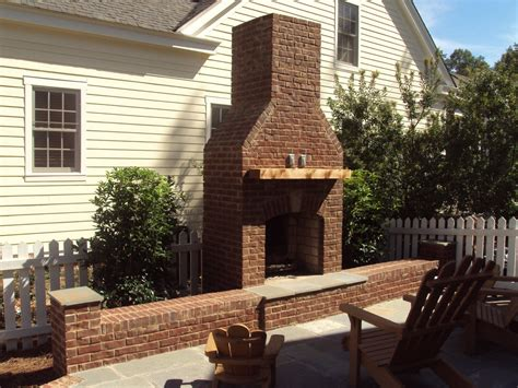 brick fireplace in birmingham al birmingham landscaping