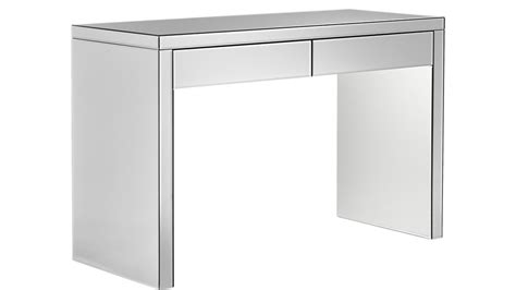 office desk mirror runway mirror desk cb2