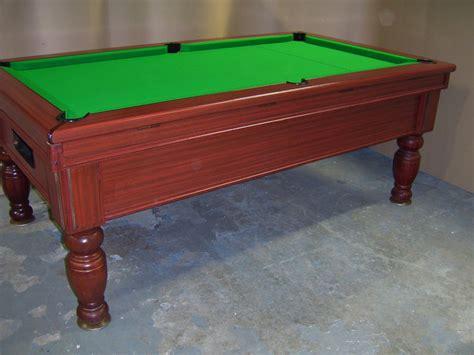 ex pub pool tables statesman 7x4 slate bed ex pub pool table