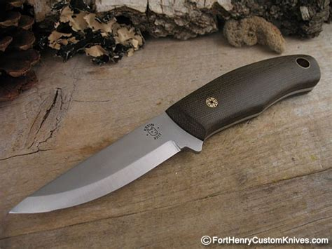 Tom Handcrafted Knives - kreinfort henry custom knives
