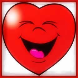 imagenes de corazones felices y caritas felices fotos de