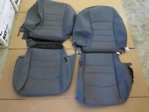 2013 Dodge Ram Seat Covers 2013 2014 Dodge Ram Factory Diesel Gray Oem Cloth Seat