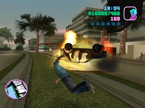 Grand Theft Auto Vice City by Grand Theft Auto Vice City Mobile Video Game Review N