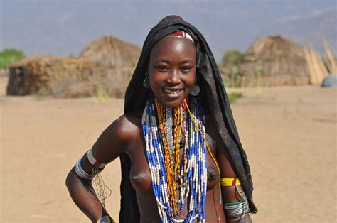 african tribe women arbore people from ethiopia one characteristic that make