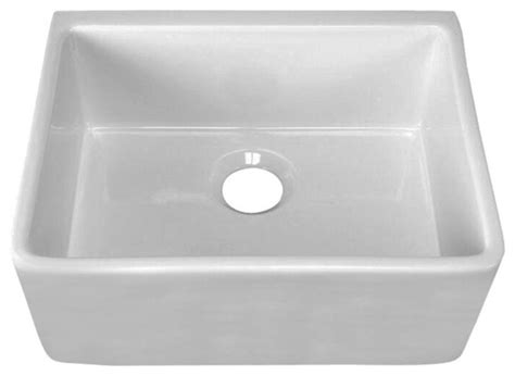 apron bathroom sink 24 quot apron sink traditional bathroom sinks by