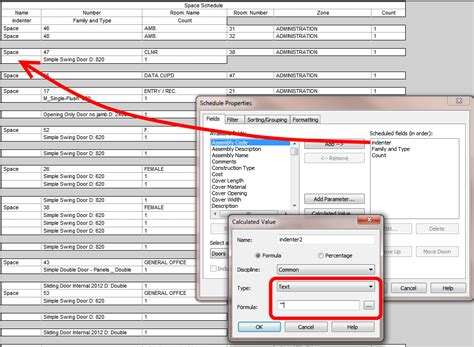 revit tutorial schedule what revit wants revit 2013 embedded schedules for everyone
