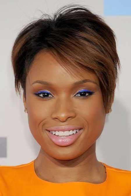 best highlights for pixie dark brown hair 30 best short haircuts for black women short hairstyles