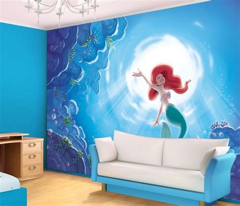 disney home decorations 25 best ideas about little mermaid room on pinterest