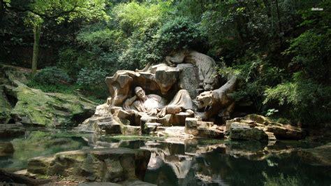 dreaming   tiger spring china wallpaper nature