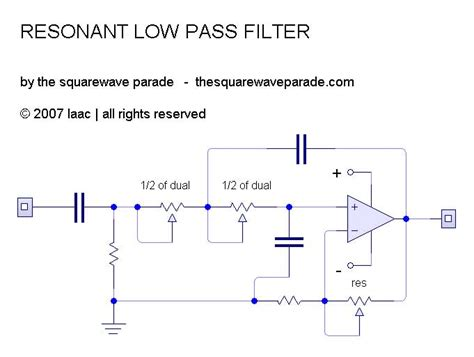 low pass filter electrolytic capacitor single capacitor low pass filter 28 images single supply op circuit collection circuits4you