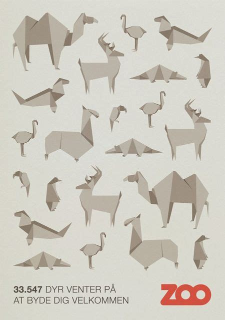 Origami Zoo Animals - 30 best origami images on