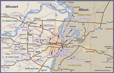 map usa st louis january 2012 free printable maps