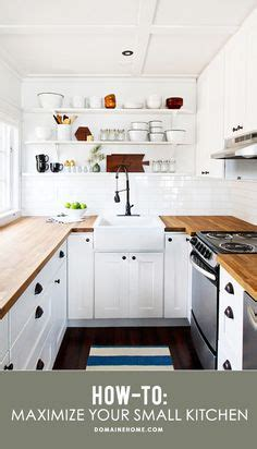 how to maximize a small kitchen maximize space on micro house tiny houses and