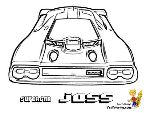 coloring pictures of supercars v8 supercars free coloring pages