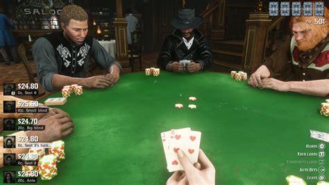 poker  red dead  niedostepny  kilku krajach