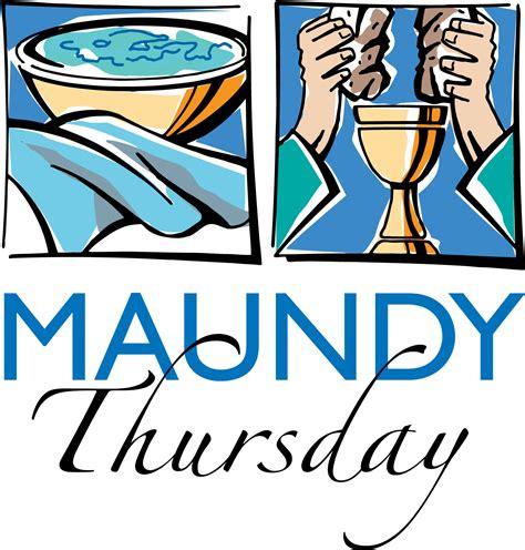 Maundy Thursday Clipart maundy thursday service holy anglican church