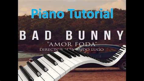 17 best images about piano tutorials on pinterest god bad bunny amorfoda piano tutorial instrumental best