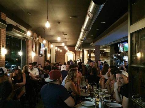 Top Bar Nj by Best Pizza Sports Bar Happy Hour Hoboken Nj