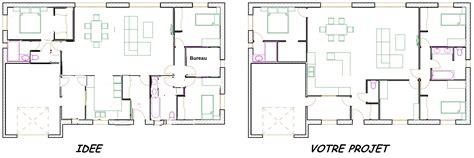 Plan Maison 120m2 Plain Pied 4349 by Maison 120m2 Plain Pied Ventana