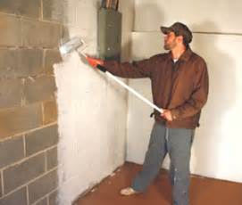 how to seal basement walls waterproofing basement walls how to