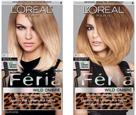 ombre hair color kit 2 any l oreal feria ombre kit coupon
