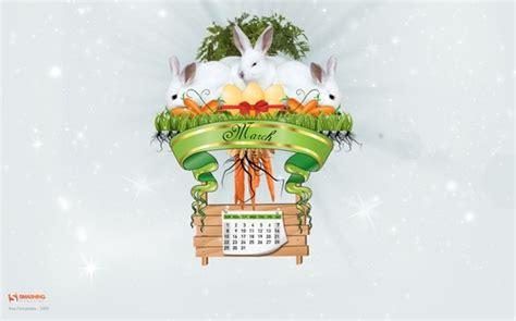 Calendario Marzo 2009 Calendario De Marzo 2009