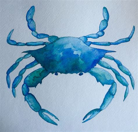 27 best images about blue crabs on pinterest crabs best 25 watercolor ocean ideas on pinterest watercolor