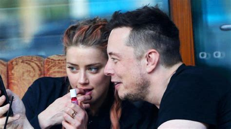 amber heard and elon musk confirm relationship with pda elon musk confirms split with actress amber heard the