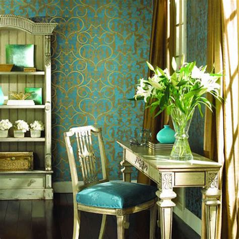 turquoise decor vintage picsdecor