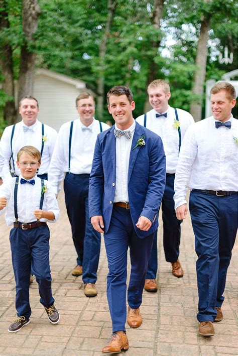 Navy and Pink Wedding at the Wheeler House   Bride Link