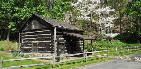 Mill Creek Cabin by Log Cabin Mill Creek Metroparks