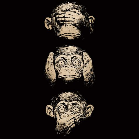 hear no evil see no evil speak no evil by design by