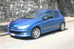 Fuel Peugeot 206 Peugeot 206 Car Technical Data Car Specifications