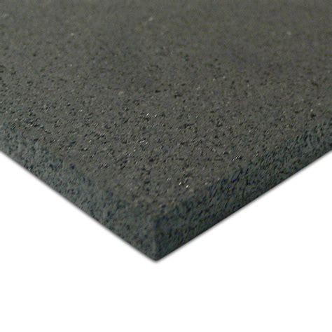 tappeti gommati per bambini rubber cal elliptical mat 3 16 in x 48 in x 84 in black