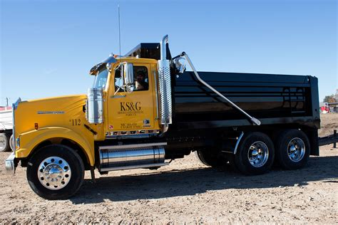 garbage truck bed dump truck beds by norstar