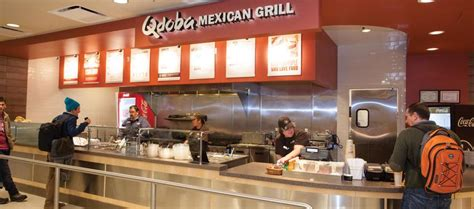 qdoba new years hours qdoba mexican grill 187 salt lake international airport