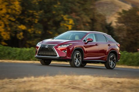 lexus jeep 2016 lexus rx detailed in the us through 137 new photos