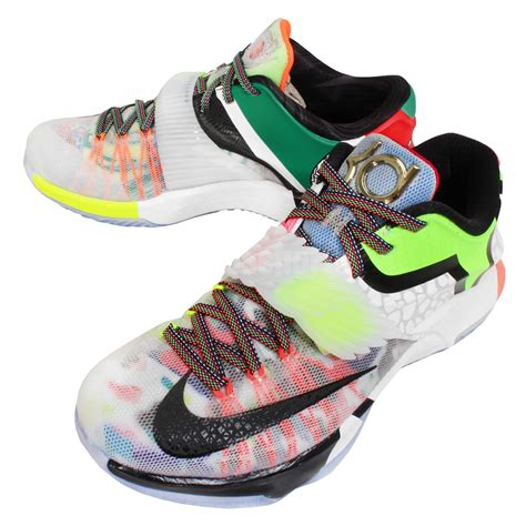 kevin durant mens basketball shoes nike kd vii 7 se ep what the kd kevin durant mens