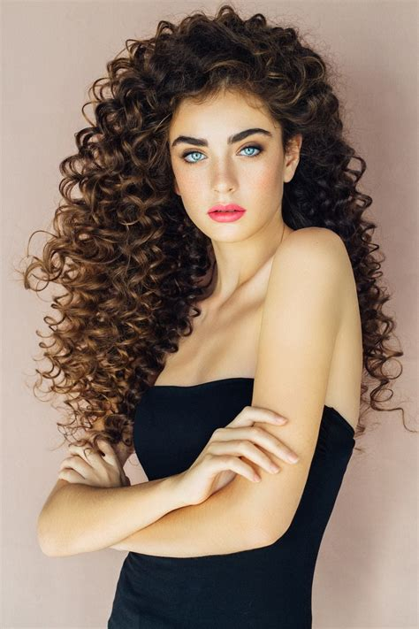 women tight perm hair spiral perm 24 modern ways to wear this classic look