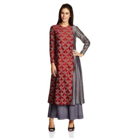 modi pattern kurta buy anju modi designer kurta and palazzo online looksgud in