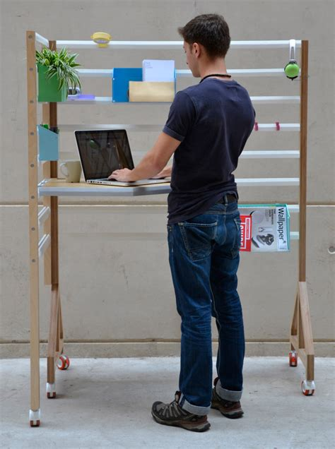 8 Design Tips For Standing Desks That Are Versatile Enough The Office Standing Desk