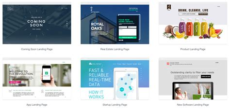 what are landing pages how to use them wisely