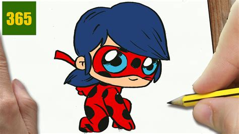 imagenes kawaii ladybug como dibujar ladybug kawaii paso a paso dibujos kawaii