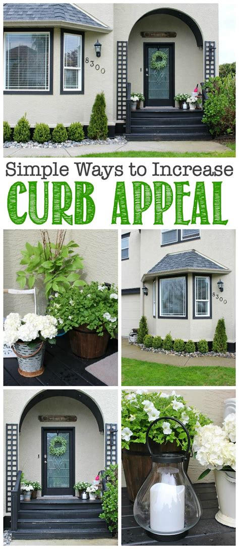 increase curb appeal how to get your yard ready for may hod clean