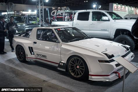mitsubishi conquest a drift spec rb26 swapped starion speedhunters
