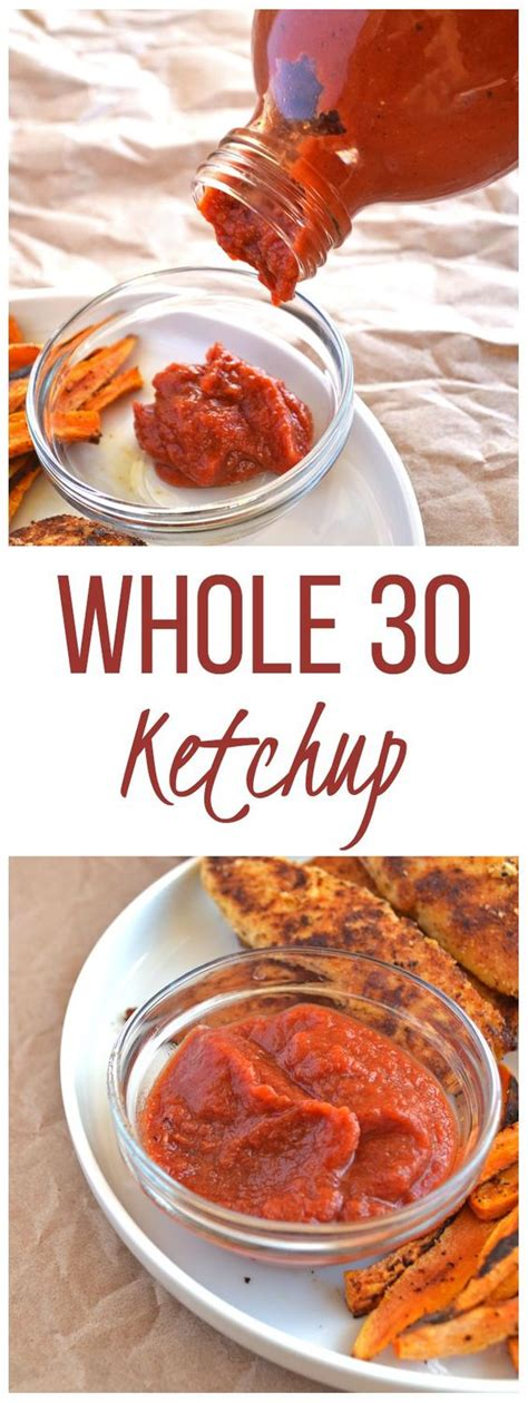 Whole 30 Sugar Detox by Ketchup Whole30 And Detox On