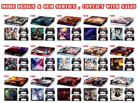 Ps4 Sticker Gs by Best Seller Para Sony Playstation4 Ps4 Adesivo De Pele